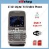 ZOHO E71D Quadband Wifi Dual SIM Card DVB-T Digital TV Phone