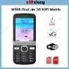 ZOHO W306 UMTS 3G WCDMA + GSM Dual SIM Wifi phone