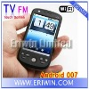 ZX-007(RS) Google Android 2.2 tv Smart mobile  phone