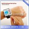 ZX-AK10+ Dual sim card cell phone watch