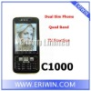 ZX-C1000  Dual cameras TV mobile phone