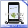ZX-P800 Android 2.2 System Dual Card WIFI smart phone