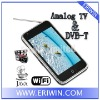 ZX-W009E best price DVB-T cell phone