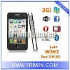 ZX-W302  3.5 inch touch screen mobile phone