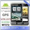 ZX-W7272 MTK 6573 3G android phone