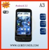 android 2.2 gps wifi mobile phone A3