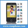 android 2.2 wifi tv smart phone A3000 with gps