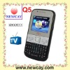 cell phone Q5 with Analog TV