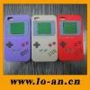 cell phone silicon case-game boy case