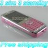 cheap 3 sim 3 standby tv mobile phone e371