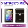 cheap 5inch MTK6573 capacitance touch 3G phone OEM