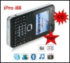 cheap CE Mobile Phone i66 pro With Qwerty keypad