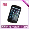 cheap cost touchscreen phone dual sim GPS phone WIFI TV Android 2.2 smart phone NS