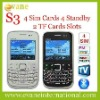 cheap mobile S3