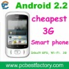 cheapest 3G wcdma gsm mobile phone PC328