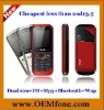 cheapest mobile phone k139