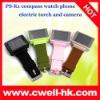 compass watch phone