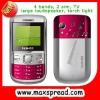 double sim card cell phone T80