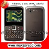 dual chips mobile phone EX115