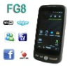 dual sim android 2.2 gps mobile phone FG8