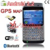 dual sim android 2.2 qwerty mobile phone A8