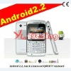 dual sim android gps mobile phone + 3g A8