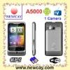 dual sim gps wifi mobile phones A5000
