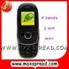 dual sim super mini celular MAX-Q9-1