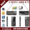 e71 3 sim card phone