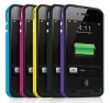 external mobilephone battery case for Apple iPhone4