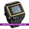 fashionable watch phone Q5 with bluetooth
