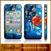 for IPHONE 4/4S crystal mobile skins (Christmas Gifts)