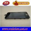 for iPhone 4 LCD glass with Digitizer Touch Screen in Black