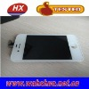 for iphone 4G/4S front lcd digitizer assembly with back cover White