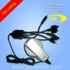for mobile phone 5 in 1 with cable travel charger