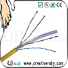 ftp cat6 cable works data 120m CCA