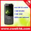 gsm cdma dual mode mobile phone