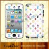high-quality skin sticker for IPOD TOUCH4