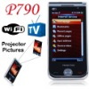 hot sale P790 wifi TV projector phone