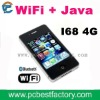 hot sale mobile phone  i68 4g