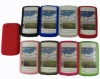hot sale silicone cell phone case for blackberry 9520