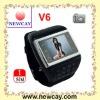 hot sell Shenzhen wrist phone V6