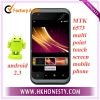 hot selling 3.5 inch MTK 6573 cheapest bar phone with GPS