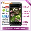 hot selling 3.5 inch MTK 6573 dual sims card mobile