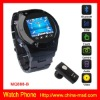 hot selling mobile phone watch with MP3/MP4 Player and Camera