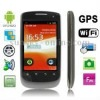 i180 Grey, GPS + Android 2.2 Version, Wifi Bluetooth FM function Mobile Phone, Dual Sim cards Dual standby, Quad band, Network: