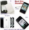 i68+ phone PDA Cell Phone superslim quadband JAVA