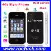 i9 4G Dual SIM Mobile Phone (Hot Sell)