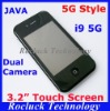 i9 5G Dual SIM Phone Quad Band Dual Camera Support Greek Polish Hebrew