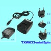 intelligent mobile charger 4 plug new charger